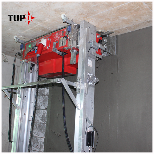 TUPO automatic plastering machine in GUANGDONG